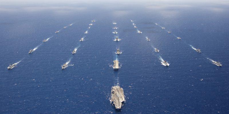 Тихоокеанский флот США — организация и состав