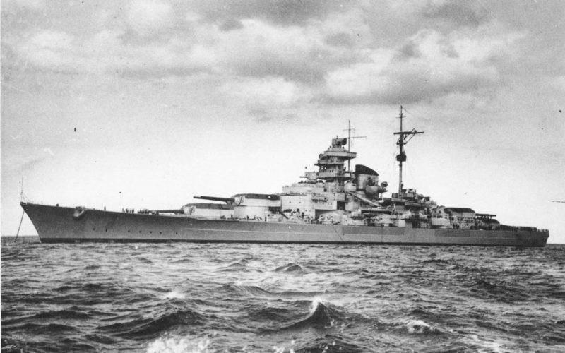 Атака сверхмалых субмарин - уничтожить «Тирпиц»