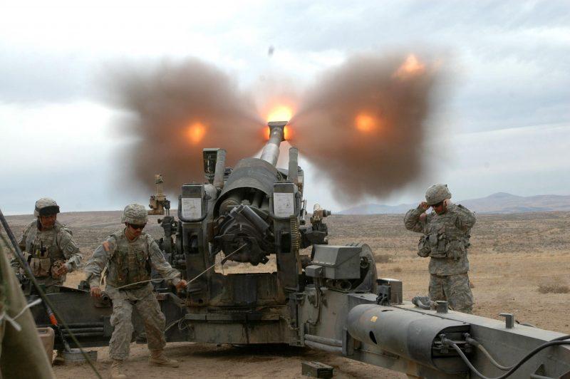 Атомная артиллерия США