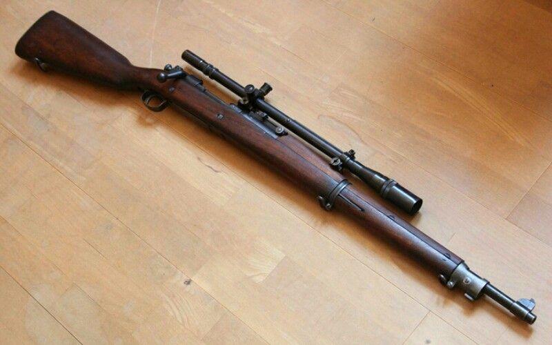 Винтовка «Спрингфилд» во Второй мировой войне