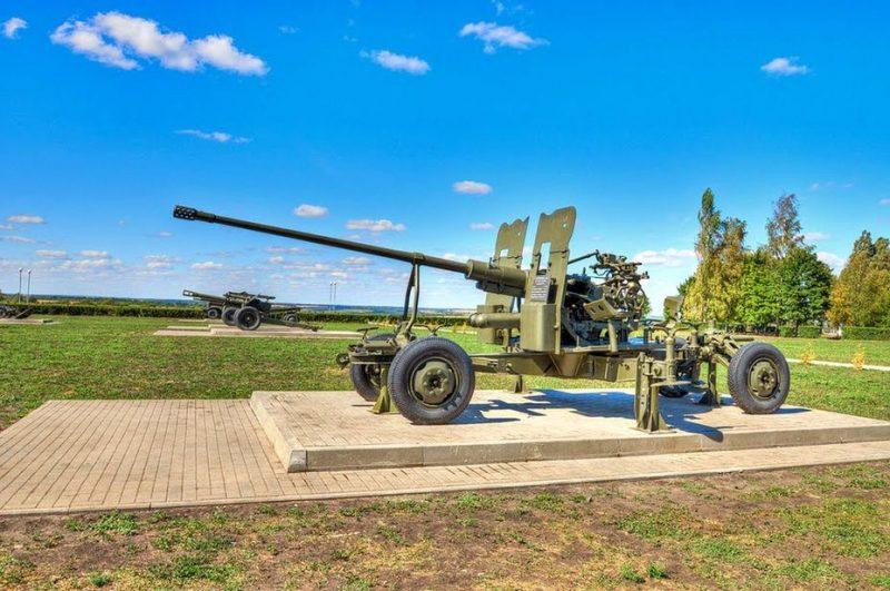 57-мм зенитная пушка С-60 - первое послевоенное поколение