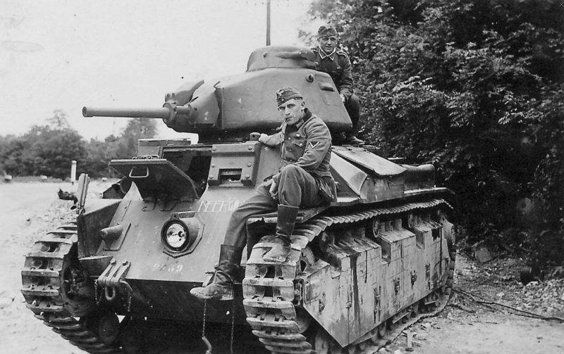 D2 - средний танк на базе легкого