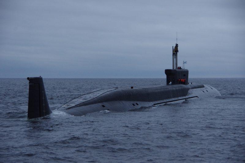 Подводные лодки проекта 955 «Борей» - ракетоносцы четвертого поколения