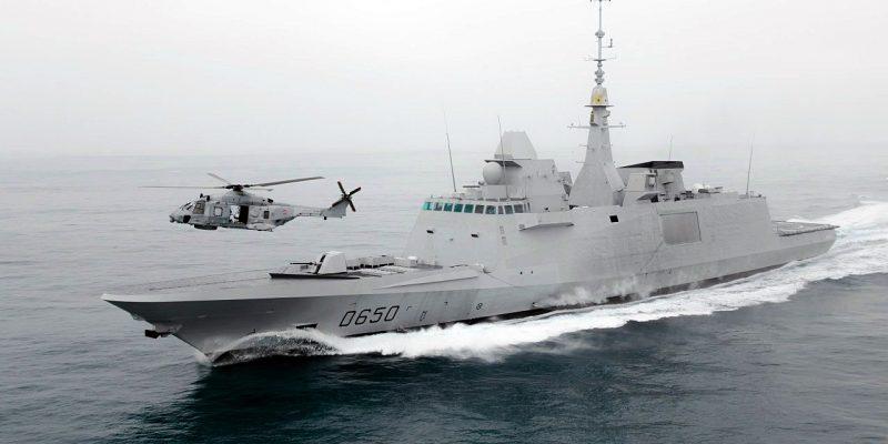 Проект FREMM - европейские многоцелевые фрегаты