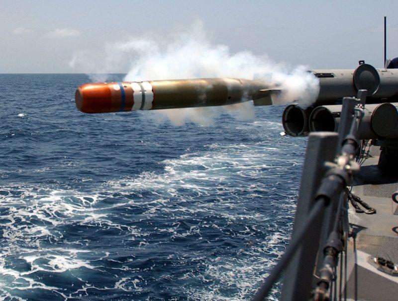 Противолодочные ракеты США