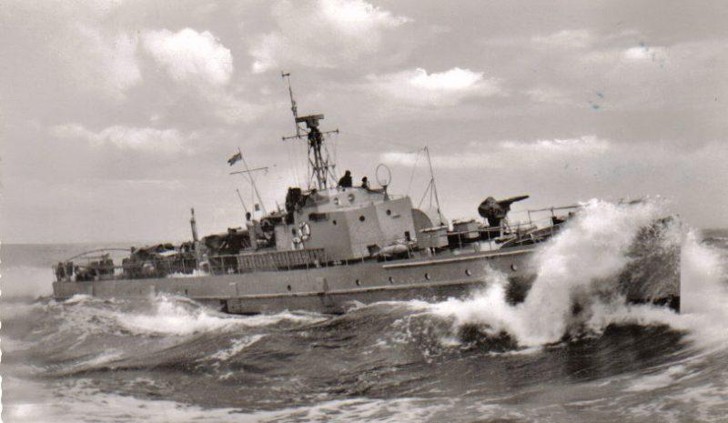 «Раумботы»  - катера-тральщики кригсмарине