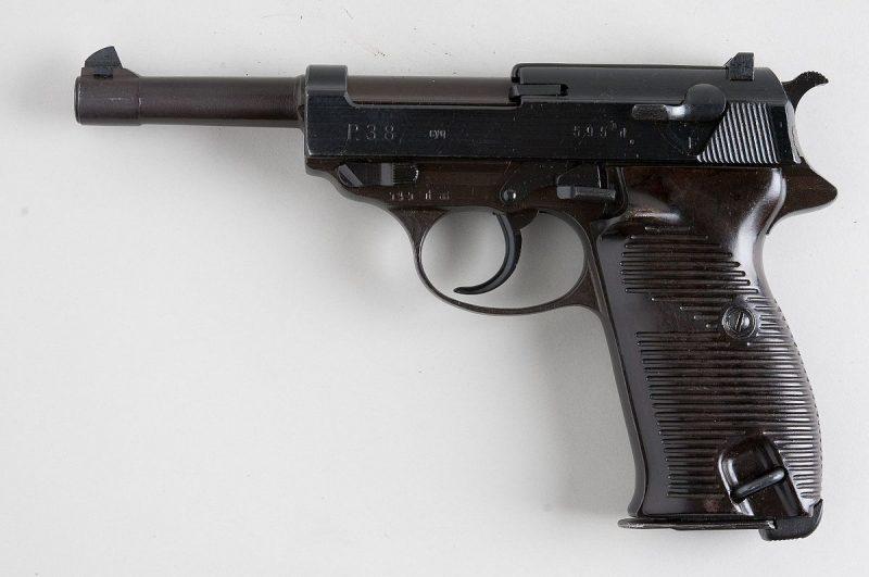 Пистолеты «Вальтер» - P.38 и его «семейство»