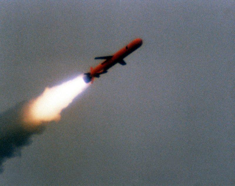Крылатые ракеты наземного базирования США
