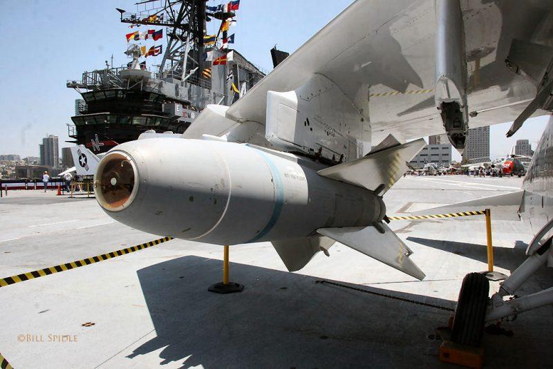Ракетное авиационное ядерное вооружение США