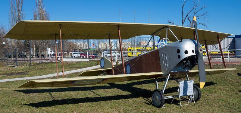 Самолеты «Анаде» и «Анасаль» - корпусный тип
