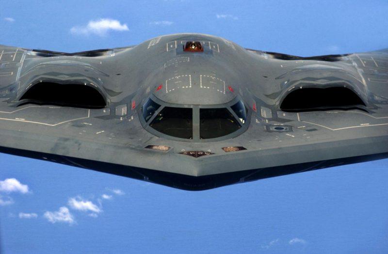 Бомбардировщик Нортроп Грумман B-2 «Спирит» - стратегический «невидимка»