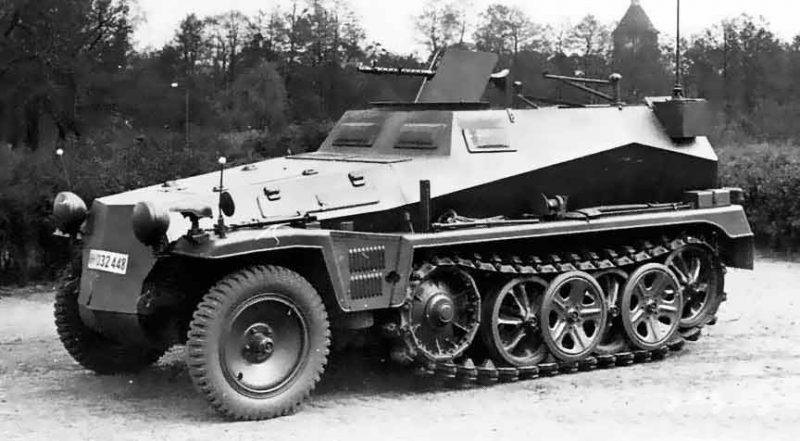 Командно-штабные машины - специальные бронеавтомобили