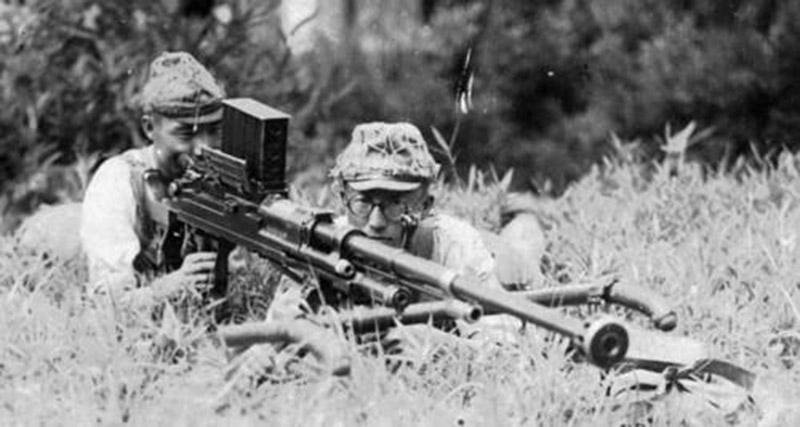 Крупнокалиберный пулемет Тип 97