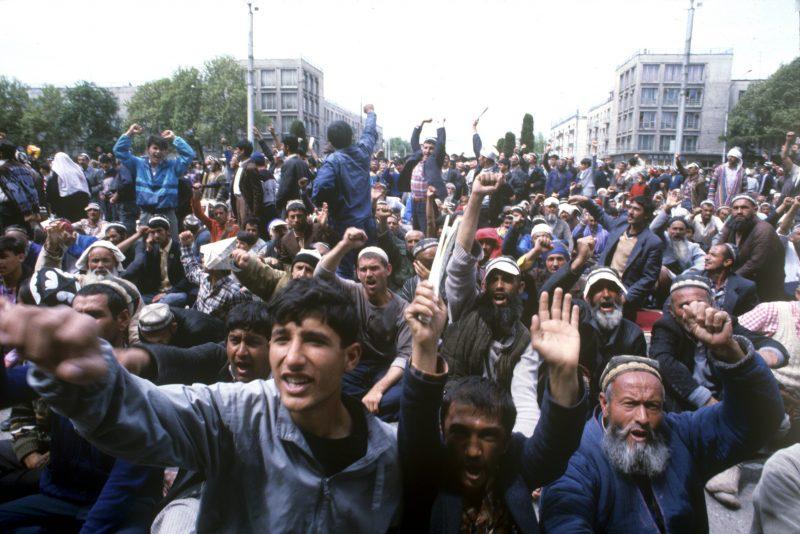 Гражданская война в Таджикистане - внутриэтнический конфликт