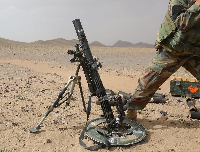 60-мм миномет М224 - ротный, дальнобойный, универсальный