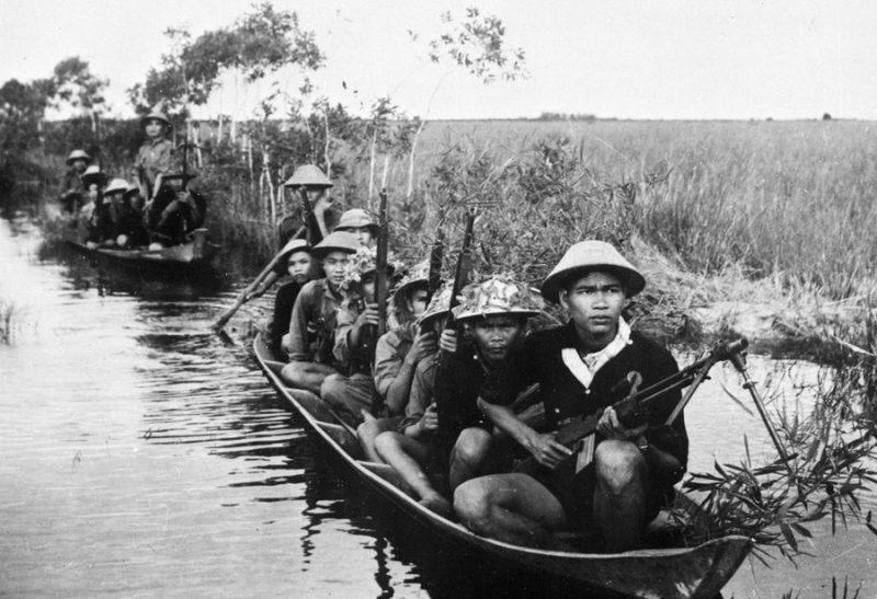 Вьетнамская война - весеннее наступление