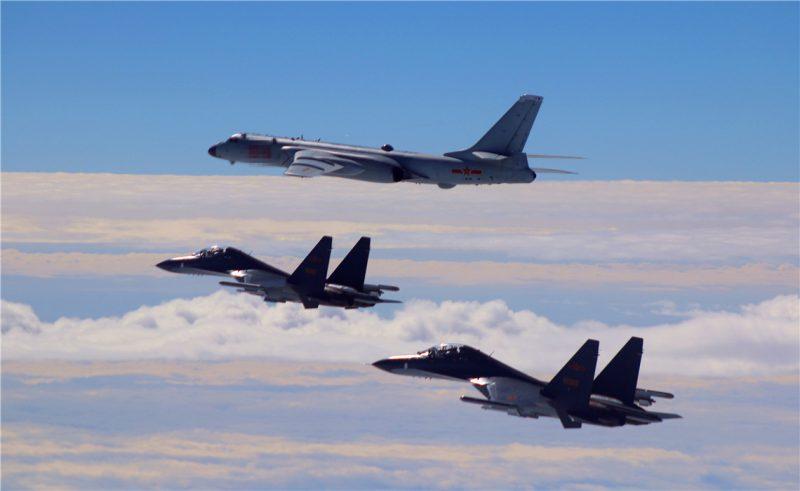 Военно-воздушные силы Китая