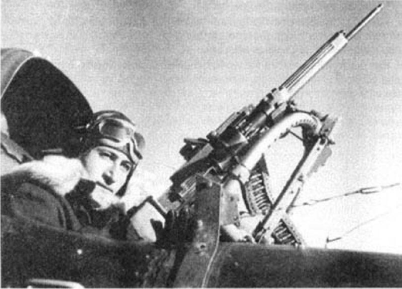 12,7/20-мм авиационный пулемет ШВАК