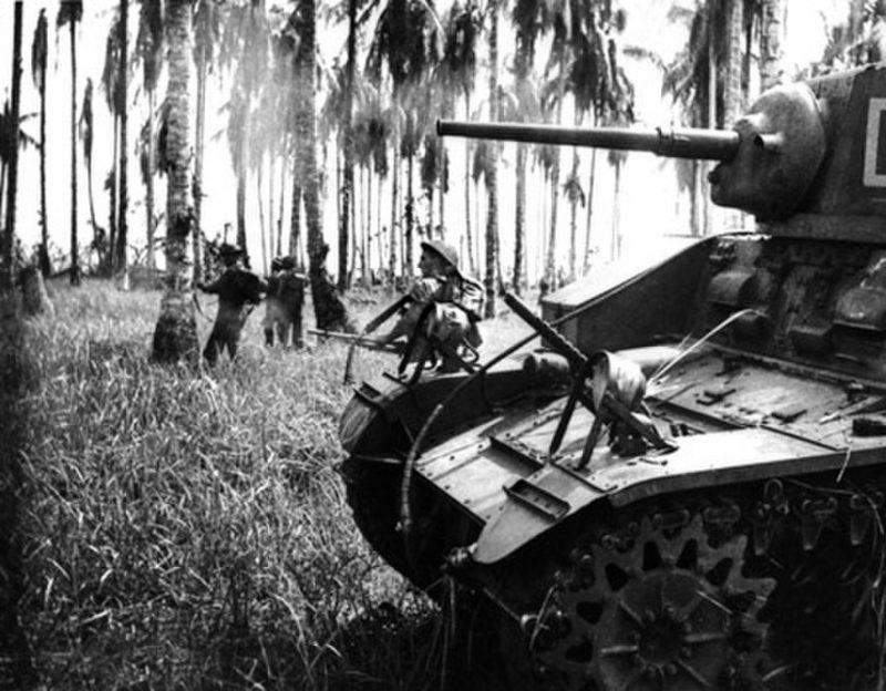 Битва за Новую Гвинею - сражение за восточную часть острова