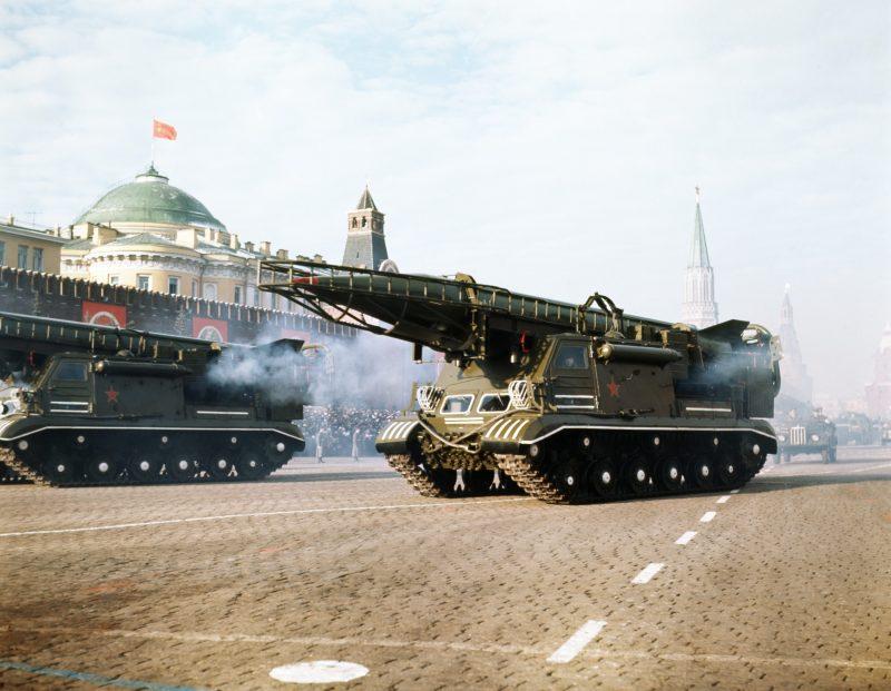 Оперативно-тактические ракеты Р-11, Р-11М и Р-17 - те самые «Скады»