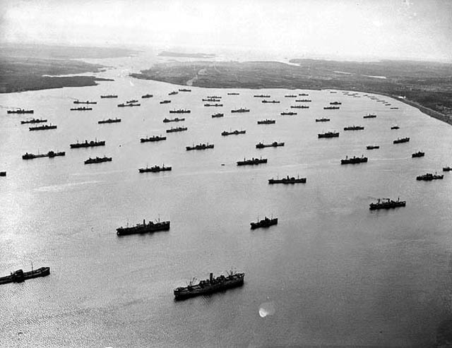 Битва за Атлантику. Осень 1939 г. - лето 1941 г.