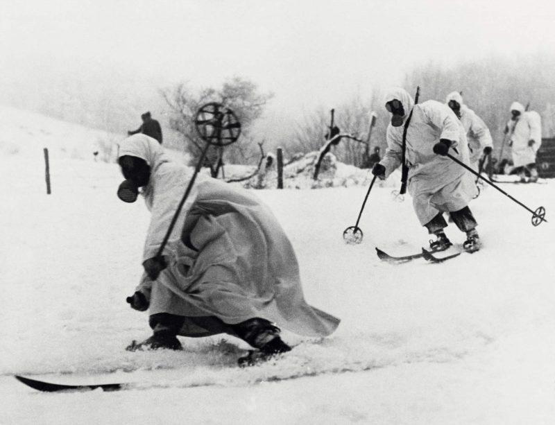 «Зимняя война» - СССР в локальном конфликте с Финляндией