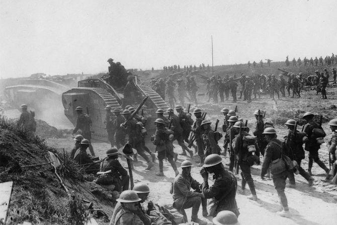 Пролог Первой мировой войны - силы сторон