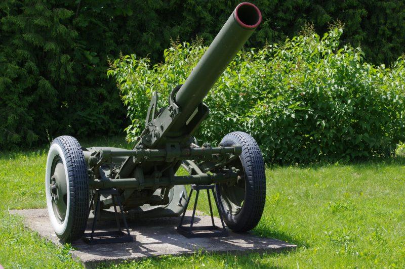 160-мм миномет обр. 1943 г. Самый мощный миномет Второй мировой войны