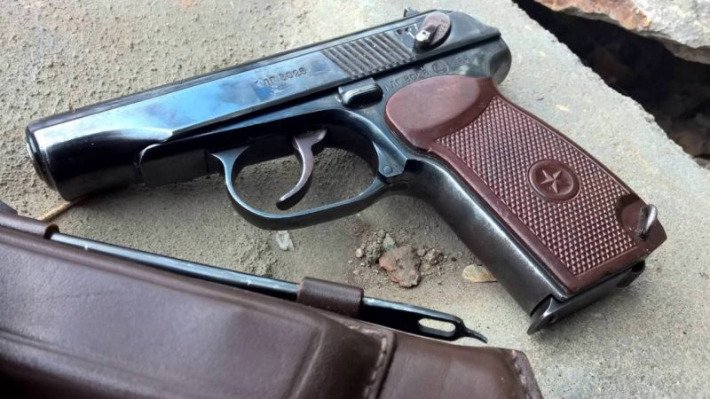 Пистолет ПМ («Макаров») - надежный, долговечный, компактный