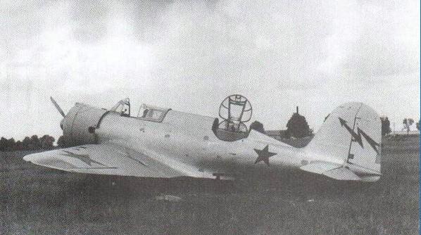 Самолет-разведчик Р-10