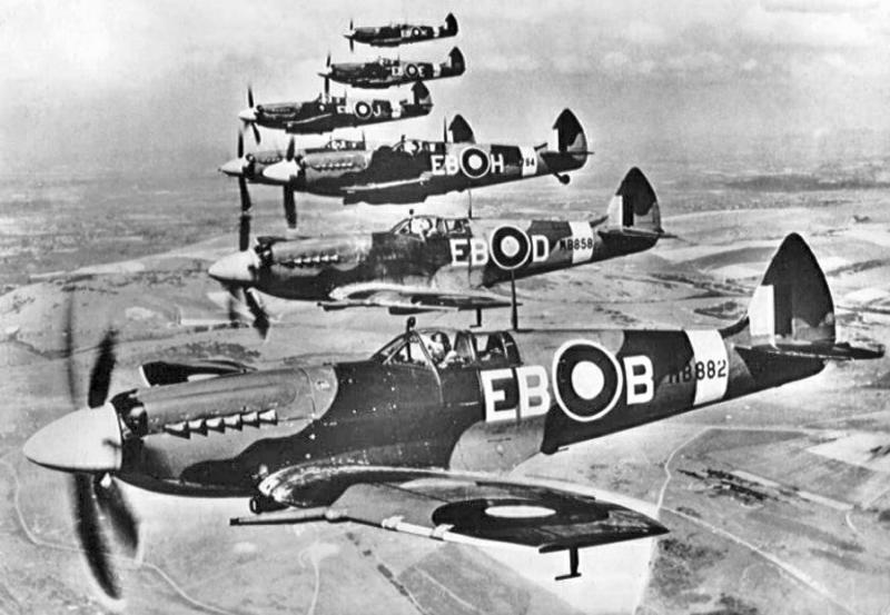 100-я группа королевских ВВС - соединение специального назначения