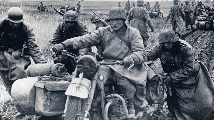 Германская агрессия на Балканах в 1941 году
