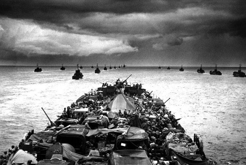 Война на Тихом океане - бросок в Южные моря