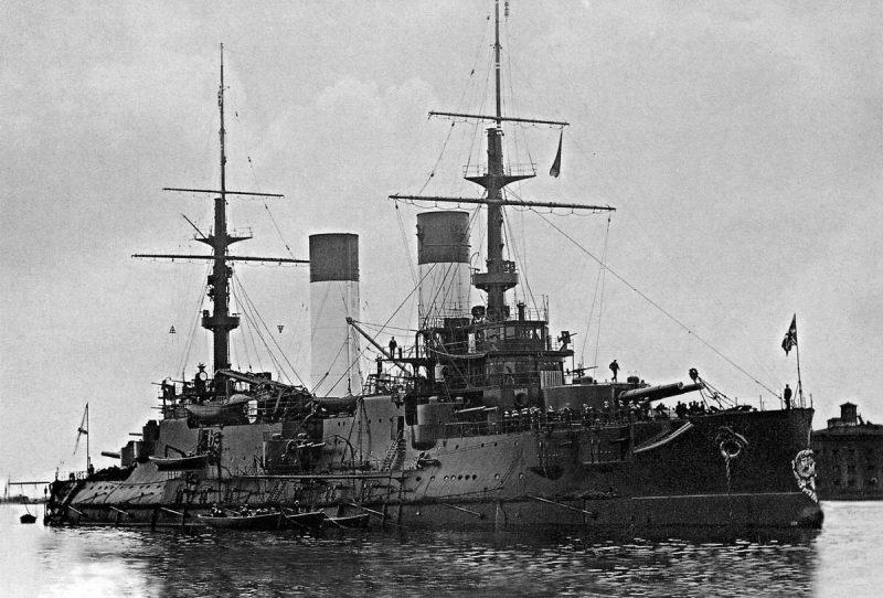Российские линейные корабли - от русско-японской до Первой мировой