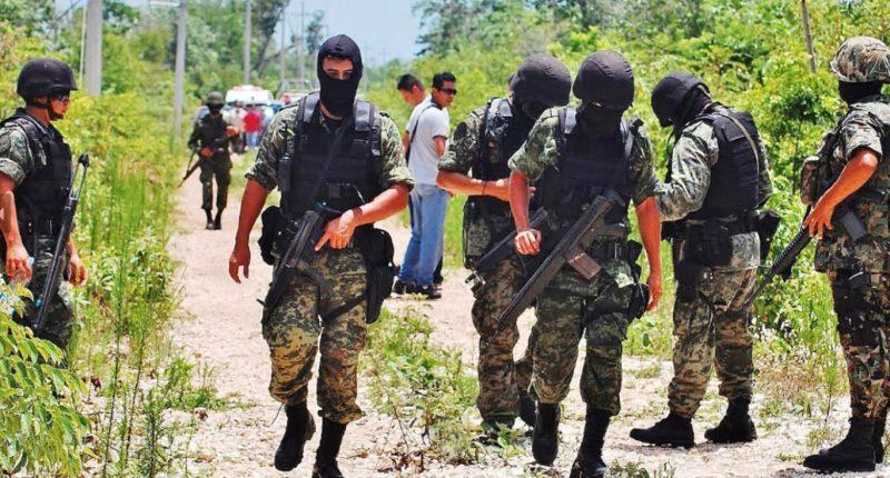 Вооруженные силы Мексики - особенная организация