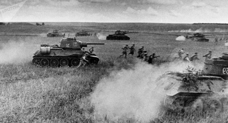 Ясско-Кишинёвская операция. Выход из блока стран Оси Румынии и Болгарии