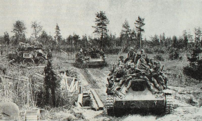 Советское наступление на Карельском перешейке