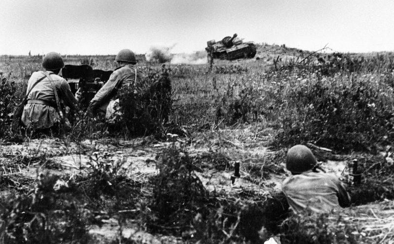 Смоленское сражение 1941 год