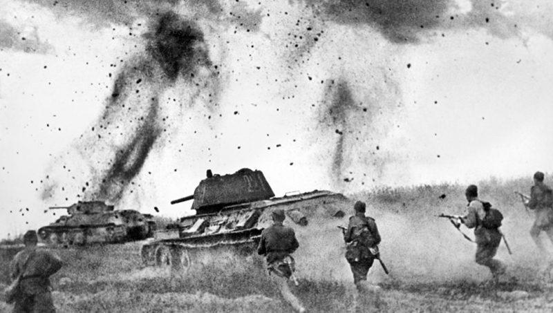 Оборона Орловско-Курской дуги