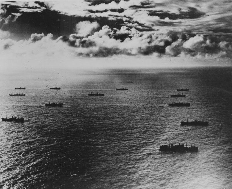 Битва за Атлантику и полярные конвои