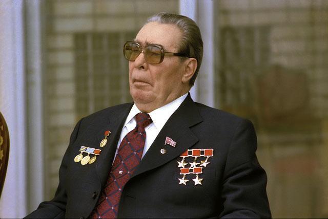 Леонид Брежнев - эпоха «застоя»