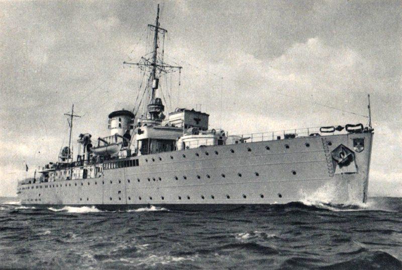 Суда поддержки - чернорабочие флота