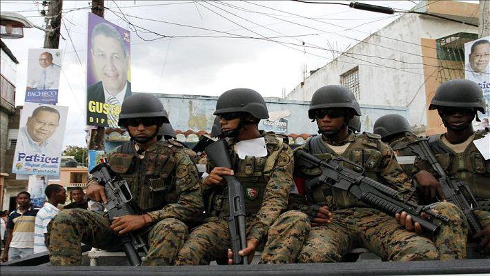 Вооруженные силы Доминиканской республики