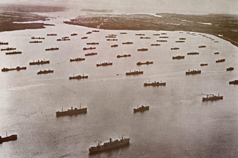 Победа Союзников в битве за Атлантику