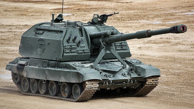 Самоходная гаубица 2С19 «Мста-С»