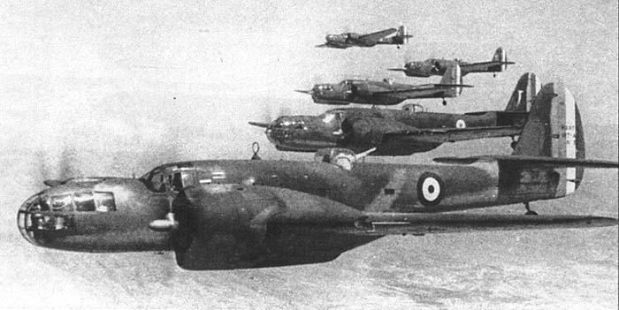 Мартин М-167 «Мэриленд» - самолет поля боя