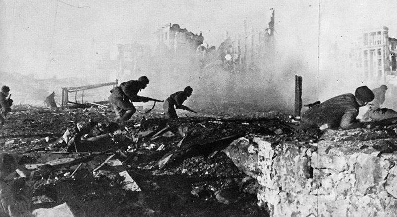 Восточный фронт к июню 1942 года