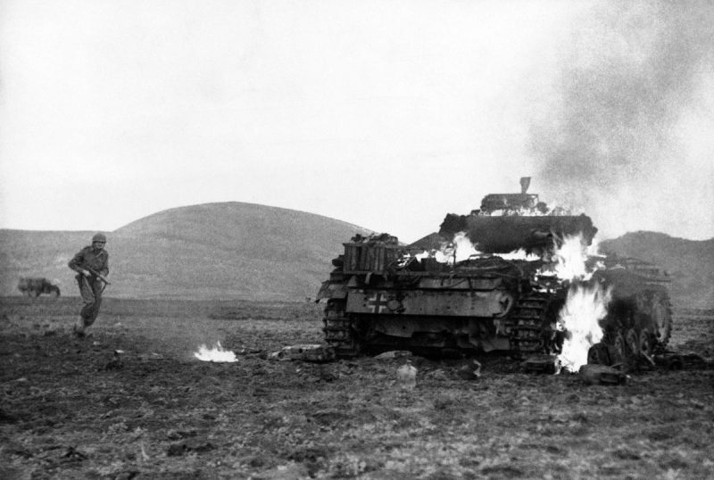 Разгром итало-германских войск в Северной Африке