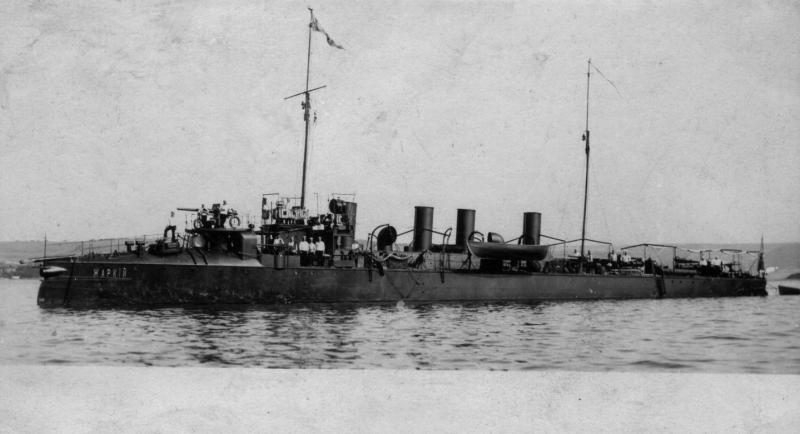 Лучшие русские эсминцы Первой мировой войны