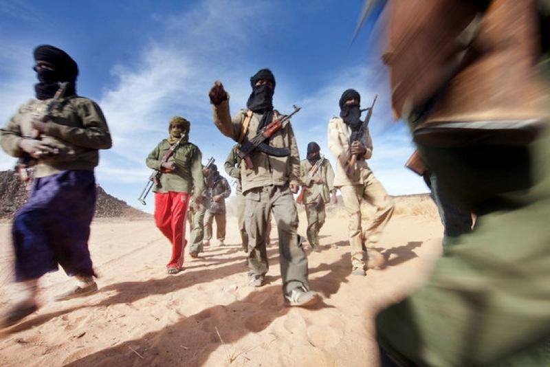 Туарегское восстание - борьба за независимость Азавада